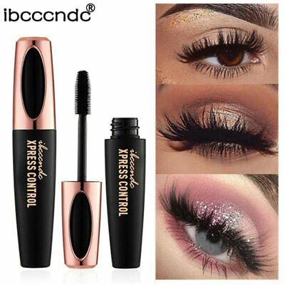 New 4D Silk Fiber Lash Mascara Waterproof Rimel 3d Mascara For Eyelash