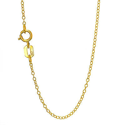 C0050 // 14K SOLID GOLD CLASSIC SINGAPORE LINK CHAIN ; LENGTH FROM 7 TO 24 INCH