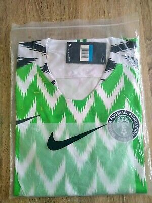 nigeria football shirt 2018 All Sizes available
