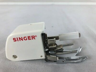 Genuine Singer Presser Walking Foot for Singer Brother Toyota Janome Metal Frame