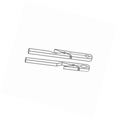 Neolab 2416 Wooden Pegs for Test Tubes, 190 mm long