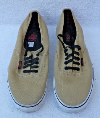 52b0d2e9bff990 VANS BALI SF Mens Size 12 Surf Siders Shoes Brown -  48.00