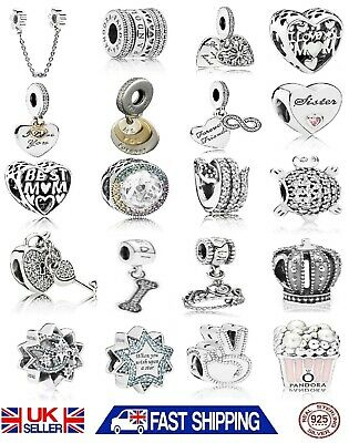 11# New Authentic Genuine PANDORA Charms ALE S925 Sterling Silver