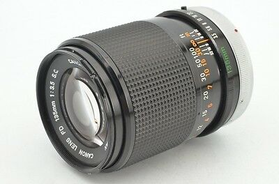 Excellent++ Canon FD 135mm F3.5 S.C. MF Lens From Japan!! 66667