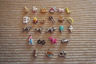 """Authentic Origami Owl """"Your Choice"""" of Charms (some HTF)  """"New""""  #C4  ?>#"""