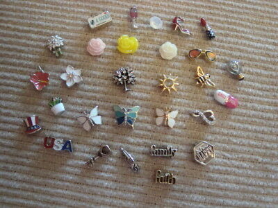 """Authentic Origami Owl """"Your Choice"""" of Charms...Some HTF  """"New""""  #C7  >*#"""
