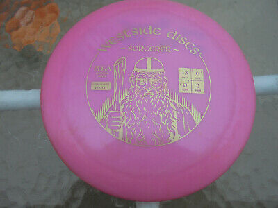 Westside Discs Tournament Plastic Sorcerer Frisbee Disc Golf - 172g
