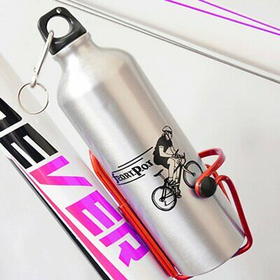 Aluminum Alloy Bike Bicycle Cycling Drink Water Bottle Rack Holder For Bike UK
