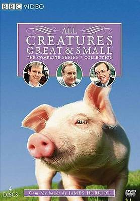 All Creatures Great  Small: The Complete Series 7 (DVD, 2007, 4-Disc Set)R21