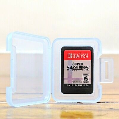 Super Smash Bros. Ultimate (Nintendo Switch) - NEVER PLAYED, CARTRIDGE ONLY