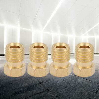 20pcs/Set Brass Pipe Fitting NPT Adapter Thread Pipe Fitting Converter Adapter
