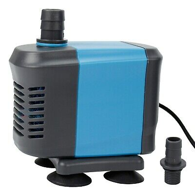 400 GPH Submersible Water Pond Pump Aquarium Tank Powerhead Fountain Hydroponic