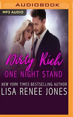 Dirty Rich One Night Stand by Lisa Renee Jones: New Audiobook