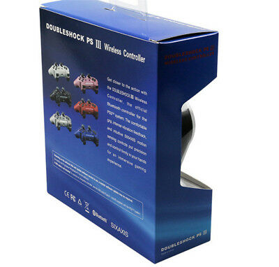 New Wireless Bluetooth Controller Gamepad Joystick For PS3 Handle Useful