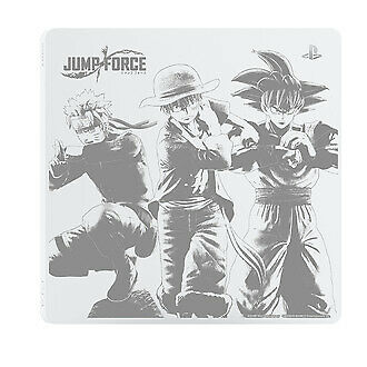 JUMP FORCE PlayStation 4 Top Cover Only White Edition Sony Limited design Japan