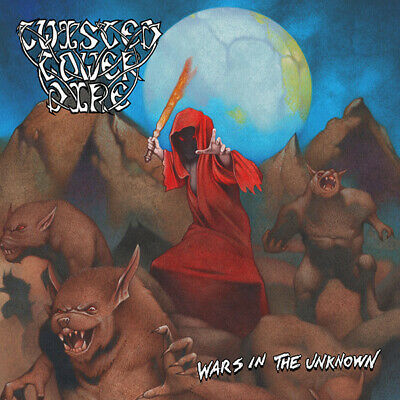 TWISTED TOWER DIRE - Wars In The Unknown (NEW*LIM.100 RED V.*US METAL*OMEN)