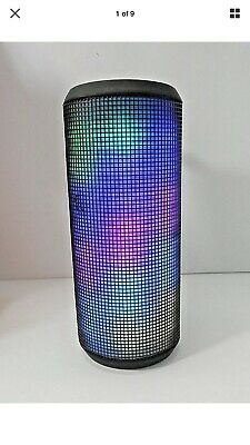 BLACKWEB BWA17AA002 BLUETOOTH Wireless Color Changing Speaker