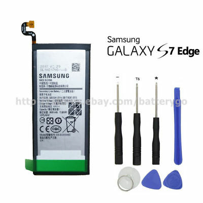 Genuine 3600mAh Battery EB-BG935ABE For Samsung Galaxy S7 Edge SM-G935 + Tools