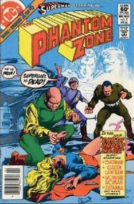 Phantom Zone (1982 Ltd) # 2 Fine (FN) DC Comics MODERN AGE