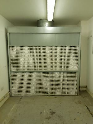 Morrells Spray Booth Extract System