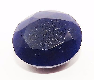 Loose Gemstone Natural 94.70 Ct GGL Certified Royal Blue Sapphire