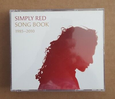 Simply Red - Song Book (1985-2010) [4 x CD Box Set]