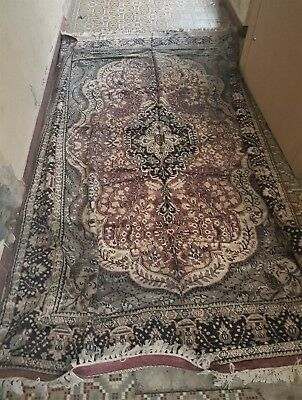 Grand Tapis  Bourlou Sarouk Kirman .... - Carpet