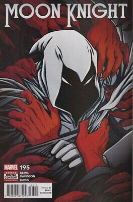Moon Knight (Vol 8) # 195 Near Mint (NM) Marvel Comics MODERN AGE