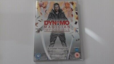 Dynamo Magician Impossible Series 1 (DVD)