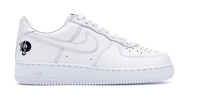a278d58ccf NIKE AIR FORCE 1 '07 LOW Size 6 Mens or 7.5 Womens ROCAFELLA AO1070 101