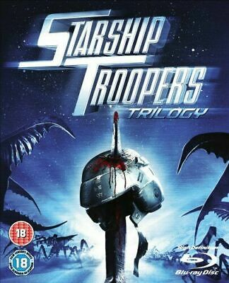 Starship Troopers Trilogy | Blu-ray