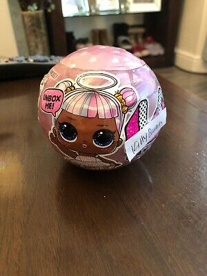 LOL Surprise Doll Ultra Rare Glam Glitter Kitty Queen New And Sealed