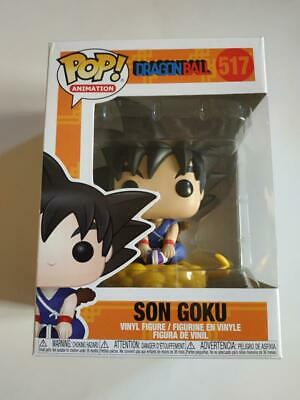 Figurine Funko POP! Animation Dragon Ball 517 Son Goku