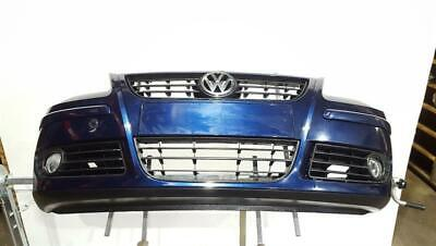 Volkswagen Polo 2005 To 2009 Complete Front Bumper In BLUE