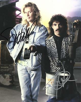 Hall And Oates Band Reprint Autographed 8X10 Signed Picture Photo Daryl John Rp