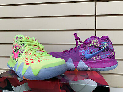 differently 34b0d 2669c KYRIE 4 CONFETTI Size 10 - $300.00 | PicClick