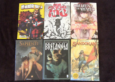 STAR COMICS Free Comic Book Day 2017 Completa 6 Vol  Sandokan Sapienti Britannia