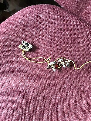vintage 1960's teisco et tg japan electric guitar wiring harness switches