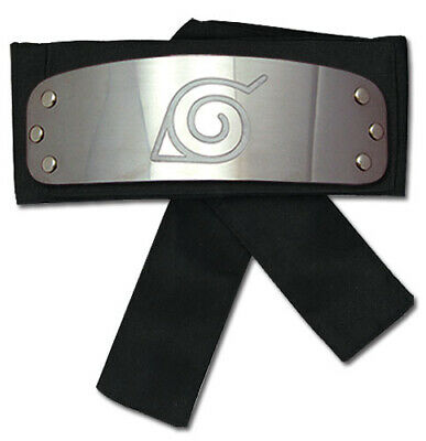 Naruto Shippuden Hidden Leaf Village Headband