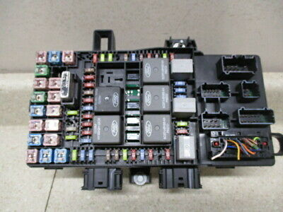 07-08 ford f150 fuse relay box junction power distribution 7l3t-14a067-ea