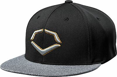 EvoShield Gold Thread Flex Fit Hat