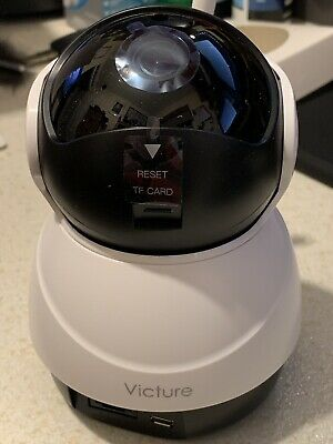 Victure 1080P WiFi Security Camera FHD Indoor IP Camera With Night Vision Motion