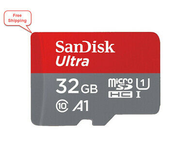 Sandisk Ultra 32GB Micro SD Memory Card 32G SDHC SDXC Class 10 MicroSD 98MB/s