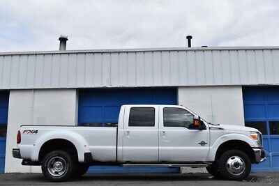 2015 Ford F-350 Lariat Repairable Rebuildable Salvage Runs Great Project Builder Fixer Easy Fix Save