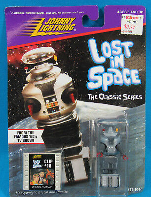 1998 Johnny Lightning Lost In Space Classic Series Robot B-9 New