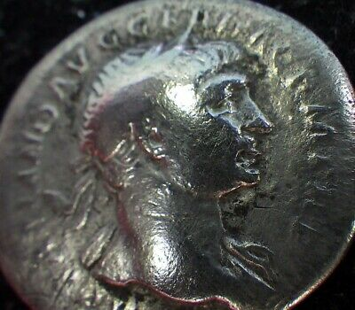 Ancient ROMAN COINS (SILVER)           HADRIAN        (great builder and leader)