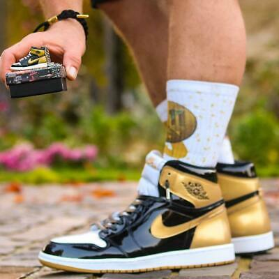 "Portachiave Air Jordan 1 Retro ""NRG"" 3D Sneakers by KicksMini USA"