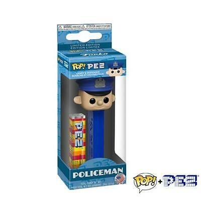 Pez Pals Funko Pop! Policeman Limited Edition New Mint In Box