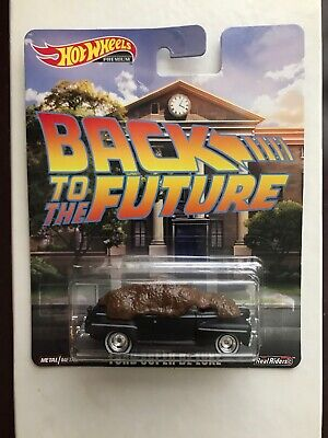 2019 Hot Wheels Premium Back To The Future Ford Super Deluxe