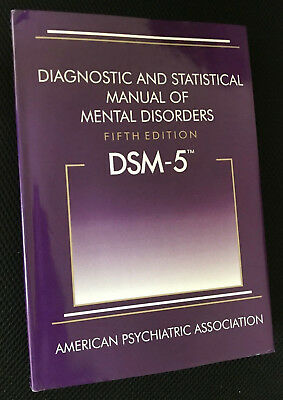 Diagnostic and Statistical Manual of Mental Disorders DSM-5 (ISBN-9780890425541)